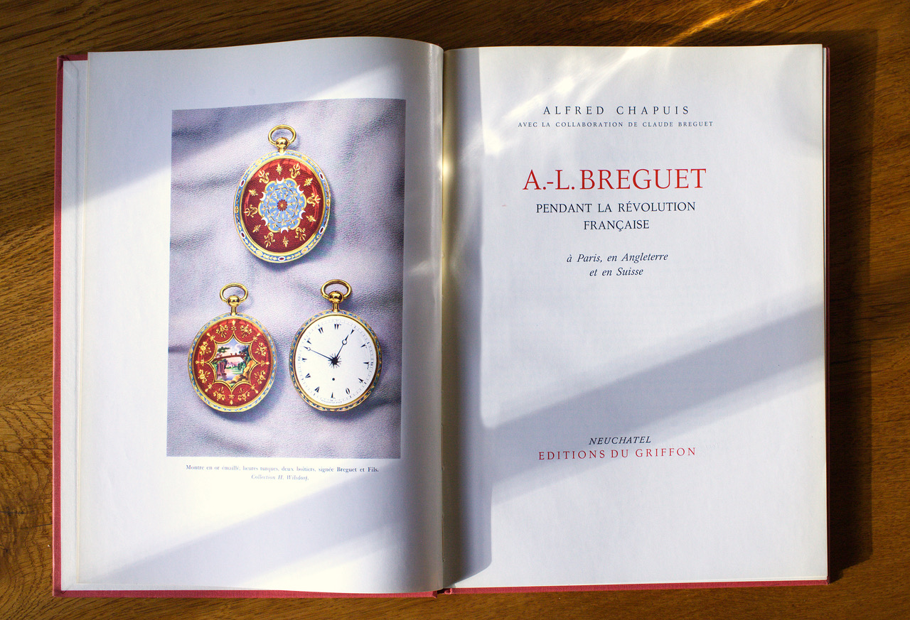 Photo © Breguet Blog